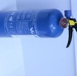 2KG 乾粉滅火筒(儲壓式)